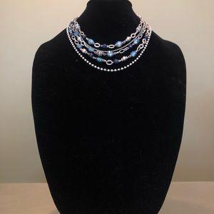 Chico's necklace and bracelet set